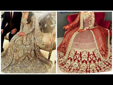 50+-best-designs-indian-pakistani-latest-wedding-bridal-heavy-embroidered-lehenga-collection-2020
