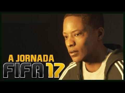 O FUNDO DO POÇO!!?!?! - FIFA 17 - The Journey - PARTE #5