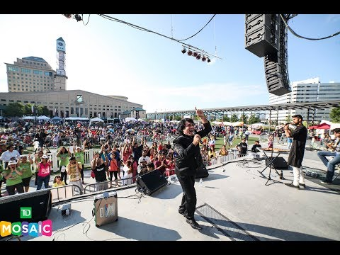 Javed Bashir Live at Mosaic Fest 2017 -Day2
