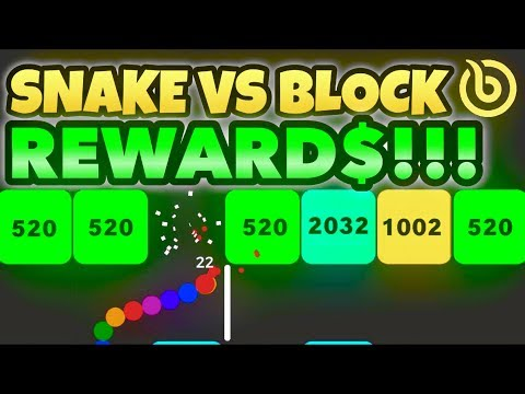 Bananatic Rewards - Snake VS Block!
