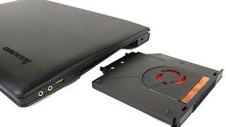 можно ли сменить видеокарту в ноутбуке lenovo g570