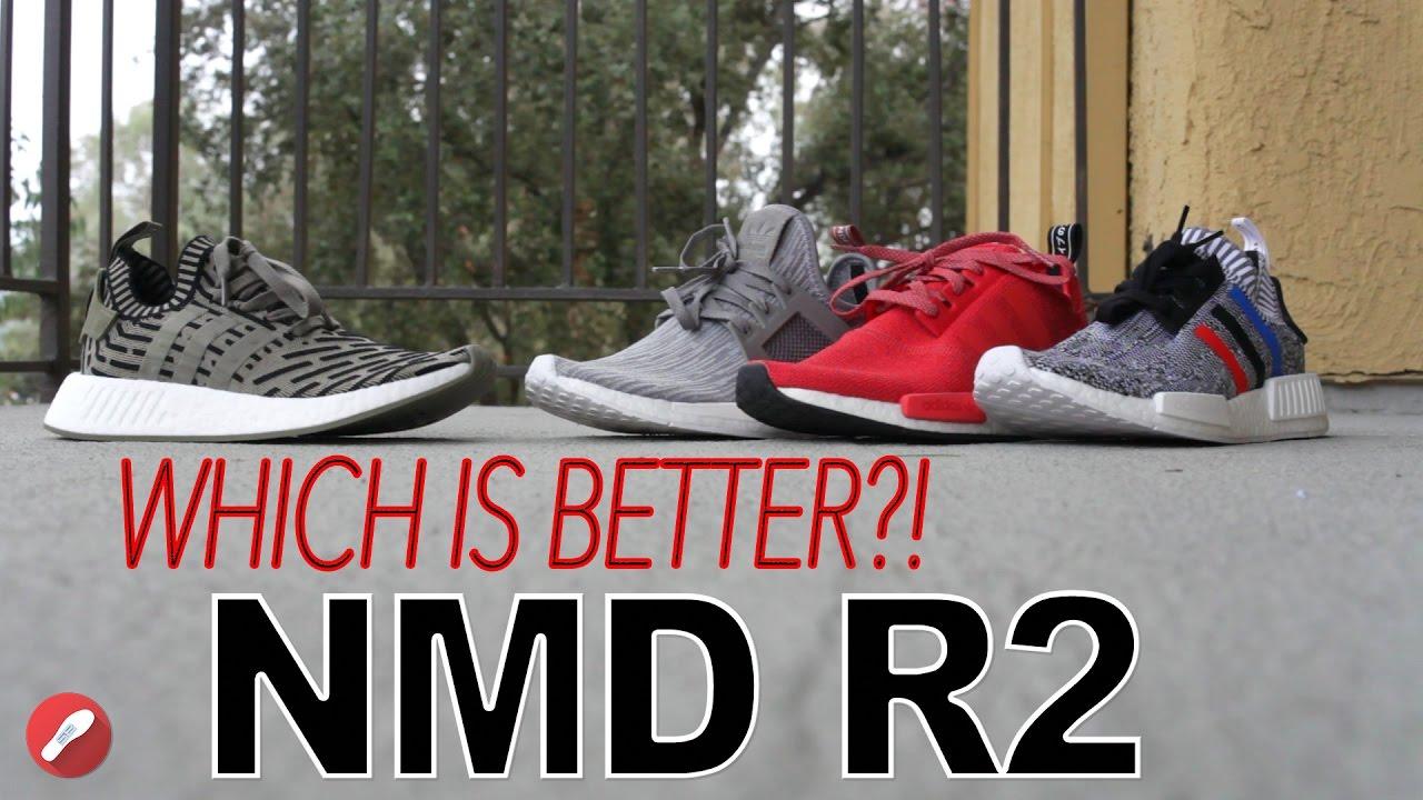 adidas nmd r2 recensione