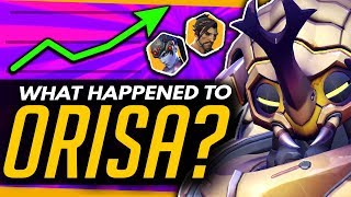 Overwatch | What's Happening To ORISA?! - Another Meta Shift?