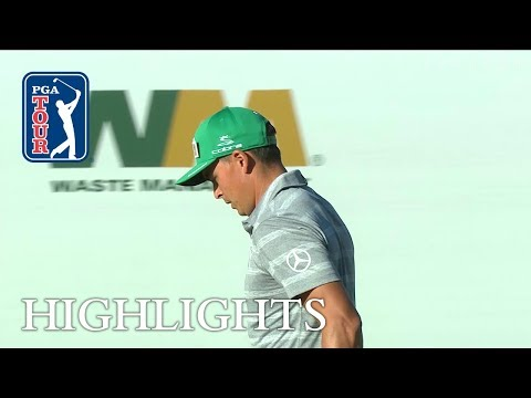 Rickie Fowler's extended highlights | Round 3 | Waste Management