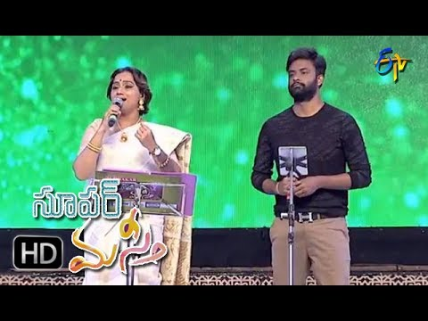 Meriseti Puvvaa Song | Kalpana, Hemachandra Performance | Super Masti | Siddipet | 18th June 2017