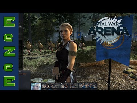 Total War: ARENA - Greece & Rome (closed beta)
