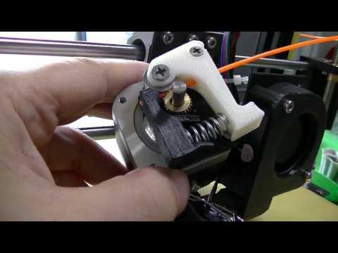 中国製の激安3Dプリンターが壊れた^^;