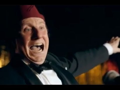 Tommy Cooper: Not Like That, Like This, ITV