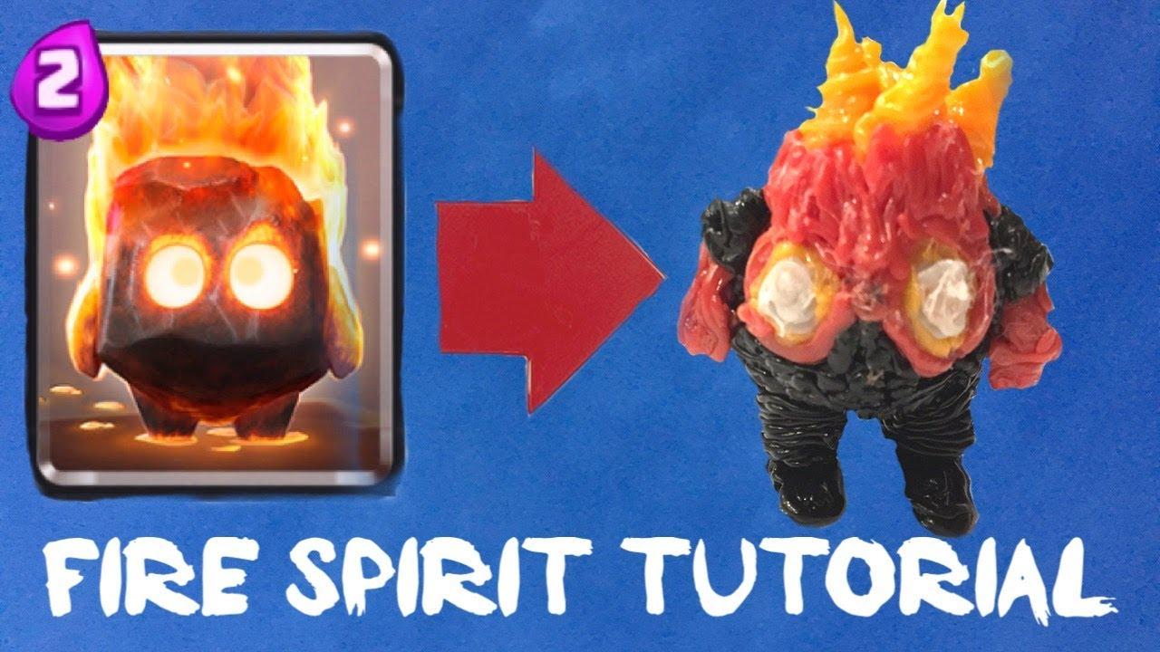 3D Printing Pen Tutorial: Clash Royale Fire Spirit