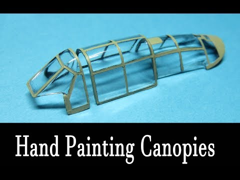 Hand Painting Canopies