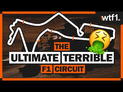Creating The WORST F1 Circuit Ever!