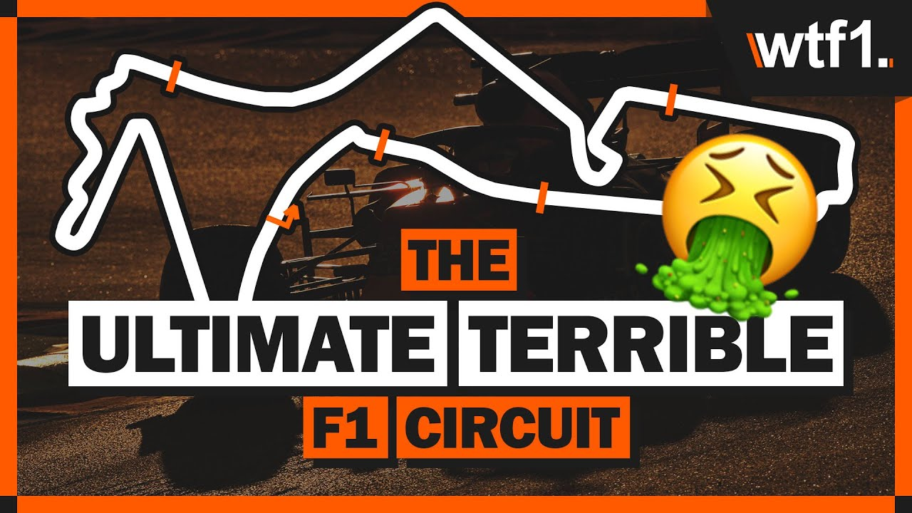 Download Creating The WORST F1 Circuit Ever!