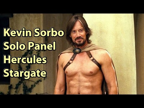 Kevin Sorbo Panel Phoenix Comicon Fan Fest Hercules Stargate