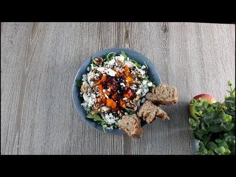 salade-d'automne-saine-&-équilibrée-!-(496kcal/portion)