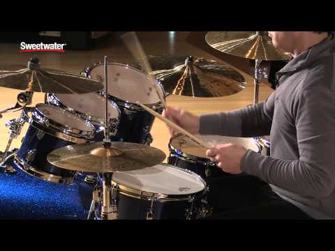 Tama Superstar Classic 7-piece Drum Kit Review by Sweetwater Sound