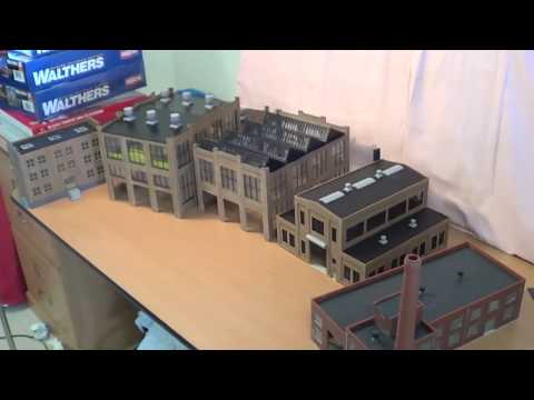 """Walthers Model Railway Shops"" Model Trains Part 34"