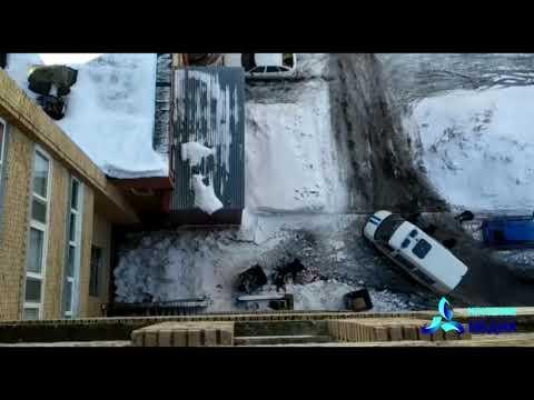 Падение с высоты в Нижнекамске