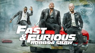 Fast & Furious Presents Hobbs & Shaw (ORIGINAL SOUNDTRACK AND BONUS TRACKS OF THE EXPANDED EDITION)