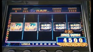 SLOT MACHINE DA BAR A MONETA ? ERAVAMO 4 MISCI AL BAR ?