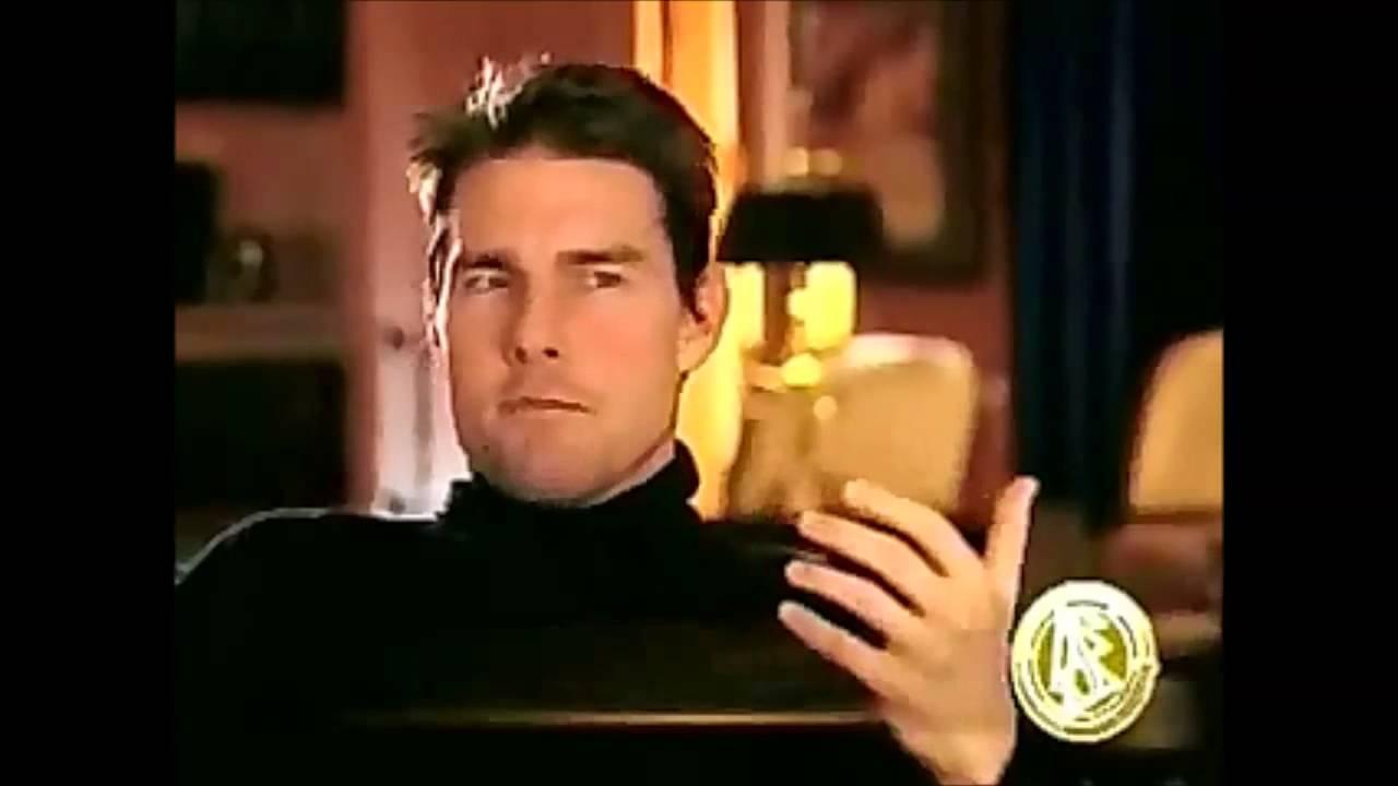 Tom Cruise Talking Bullshit In Scientology Interview Youtube