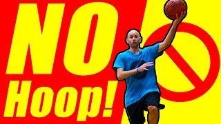 How To Improve Layups Without A Hoop! Basketball Drills For Beginners
