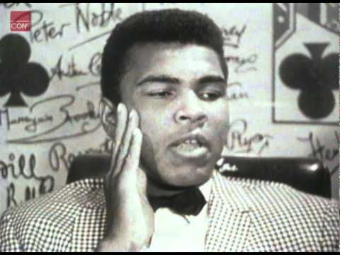 Muhammad Ali on fighting Henry Cooper and Sonny Liston