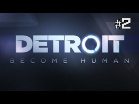 Twitch Livestream | Detroit: Become Human Part 2 (FINAL) [PS4]