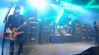 Motörhead - Killed By Death Live Full-HD StageFright Dusseldorf, Ge...