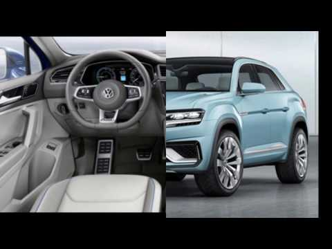 All-New 2018 Volkswagen Tiguan 2.0T Wolfsburg Edition