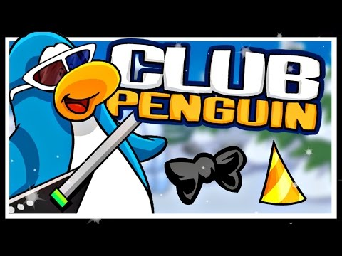 MY SUPER RARE 9 YEAR OLD CLUB PENGUIN ACCOUNT