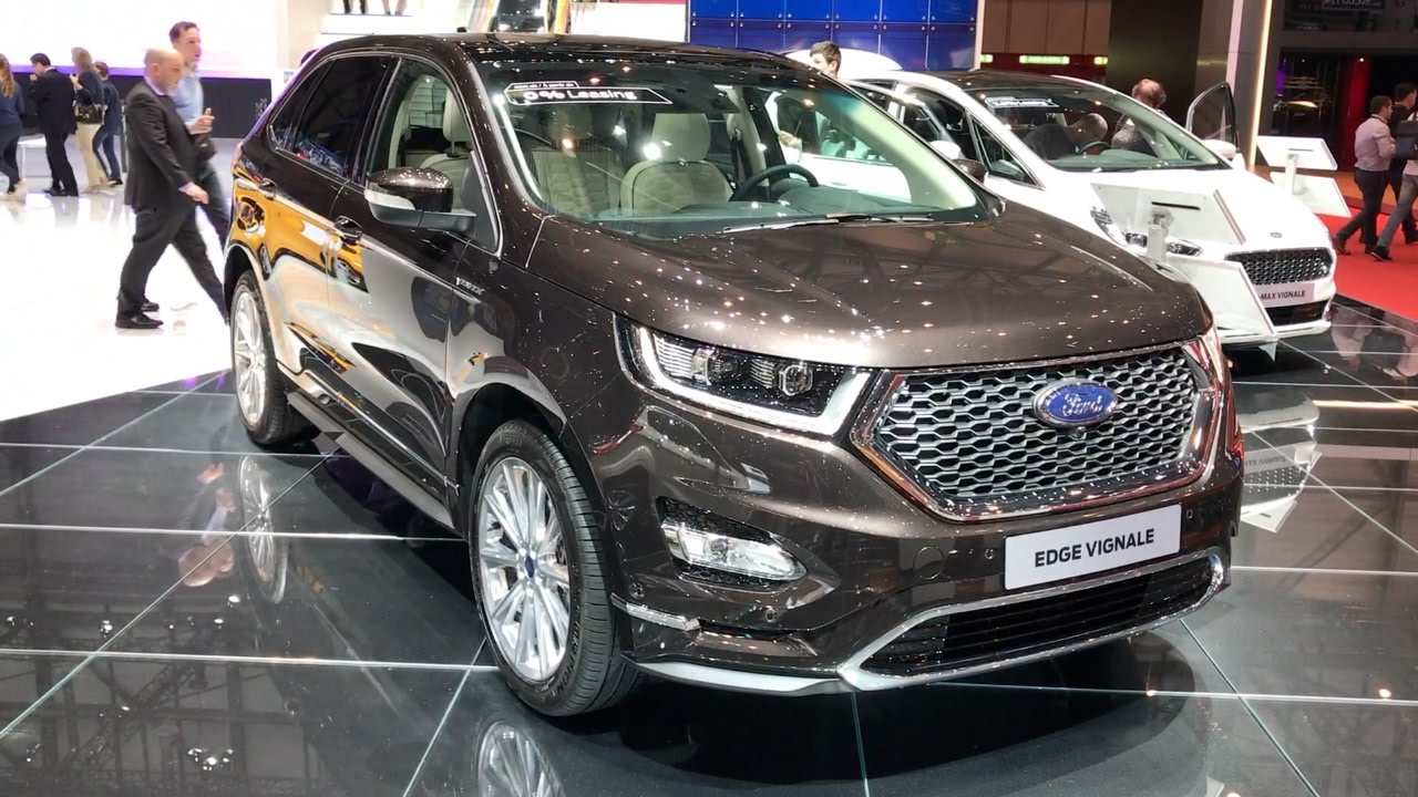 ford edge vignale 2017 in detail review walkaround interior exterior youtube. Black Bedroom Furniture Sets. Home Design Ideas