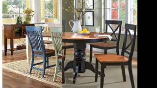 Cottage Style Dining Room Furniture Design Ideas