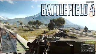 Battlefield 4 - Сетевая игра #5 (ps3)