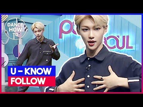 Pops in Seoul Felix&39;s Dance How To U-Know유노윤호&39;s Follow
