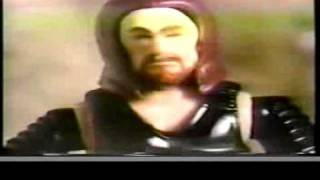 GI JOE 1984 Toy Commercial Zartan