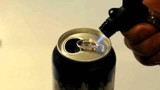 Tryskový zapalovač s teplotou 1300 stupňov (tavenie alumínia)