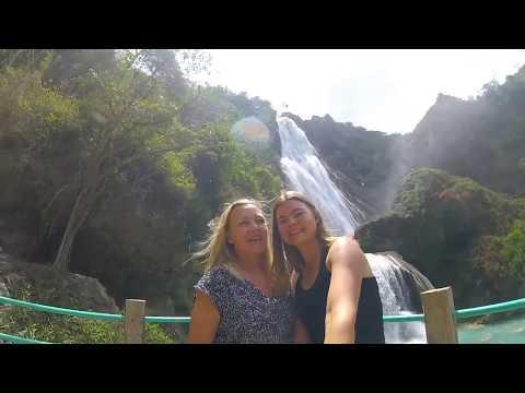 Mother Daughter Vacay 2017 - Chiapas - Chiflon o Montebello lakes