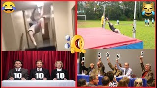 Fail Compilation | Score Results from Judges 👌 😂
