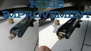 7500lb eaz lift stabilizer jack upgrade