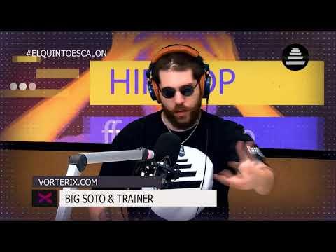 BIG SOTO y TRAINER - ENTREVISTA COMPLETA - El Quinto Escalon Radio (26/7/17)