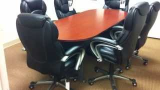 Bush Conference Table Installation Service In Washington Dc, Md And Northern Va