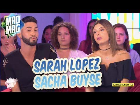 Nouveauté - Le Mad Mag du 13/09/2017 avec Sacha Buyse & Sarah