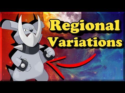Regional Pokémon For Ultra Sun and Ultra Moon (ideas) - Bulba Tube