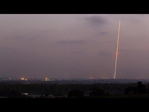Israele Intercetta Nella Notte Razzi Da Gaza Su Tel-Aviv