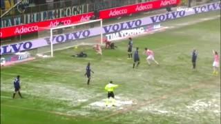 Fabrizio miccoli è il miglior marcatore di tutti i tempi del palermo con 81 reti, cui anche goleador assoluto in serie a 74 centri; dei rosanero ...