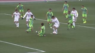 3月4日に行われた、明治安田生命J2リーグ 第2節 湘南vs群馬のハイライ...