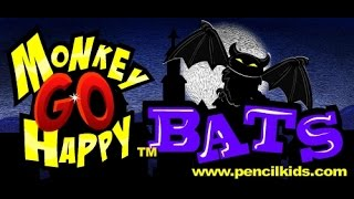 Monkey GO Happy Bats Walkthrough Hints