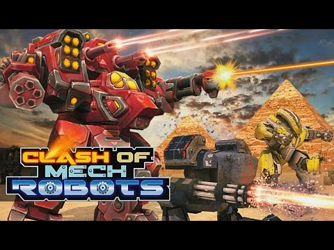 Clash of Mech Robots - Android Gameplay HD