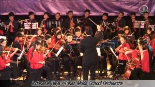 Indonesia Raya   TMS Orchestra