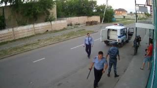 Полицейский беспредел в Павлодаре